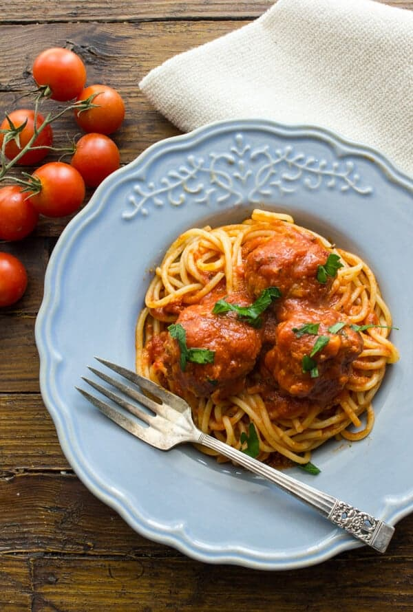 Mom's Easy Traditional Italian Meatballs