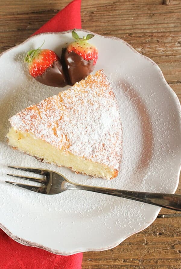 happened on this Easy Yogurt Cake Recipe almost 20 years ago, from a ...