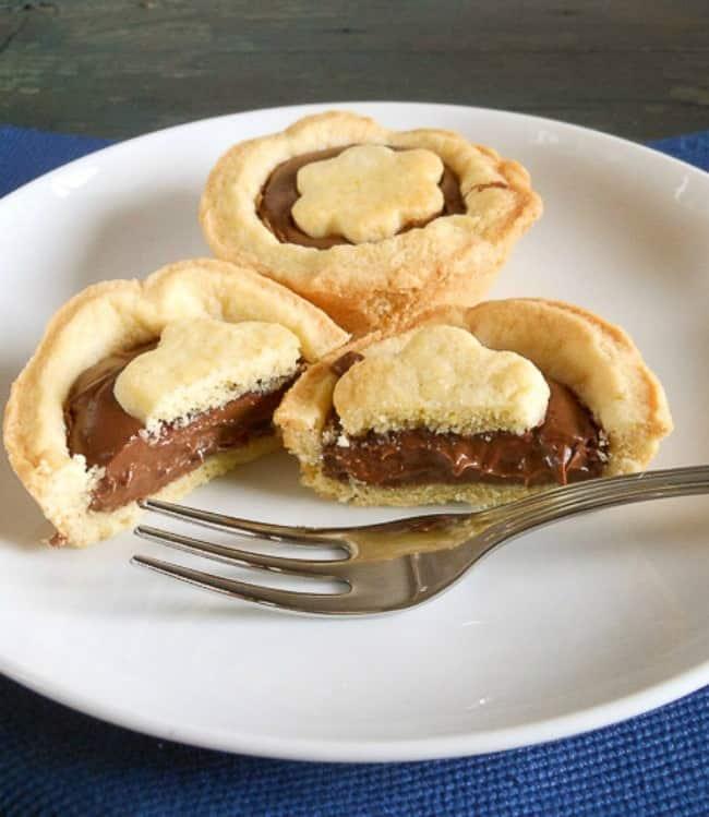 crostatine con nutella/anitalianinmykitchen.com