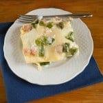 apsparagus lasagna