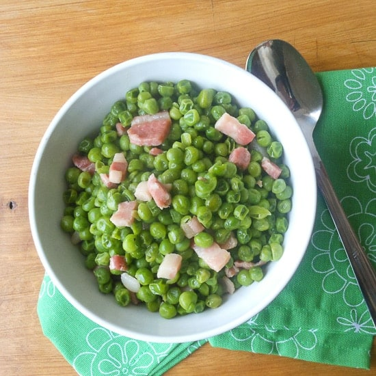 peas and pancetta 5