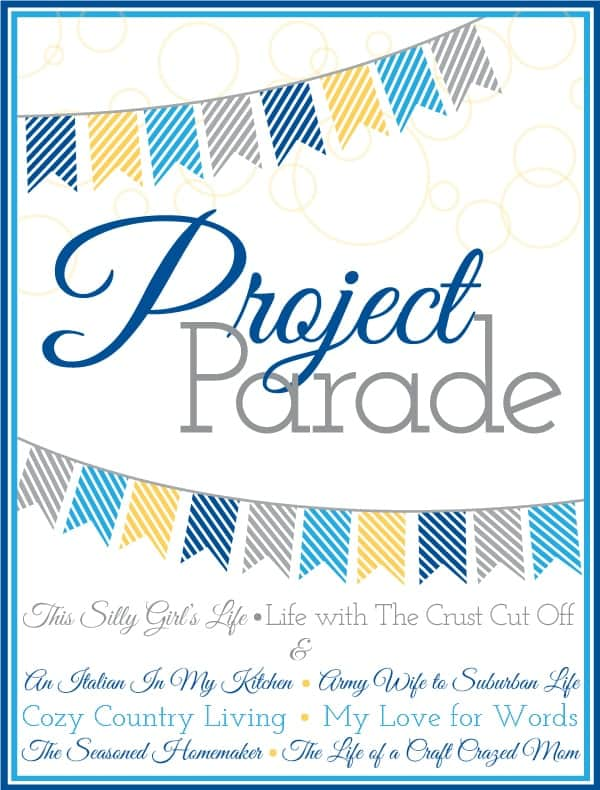project parade linky party