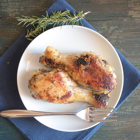 Italian fried chicken
