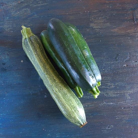 zucchini stuffed with tuna