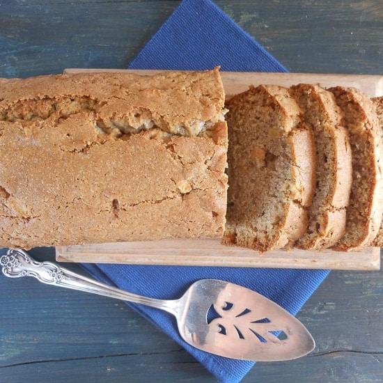 Easy Cinnamon Apple Sweet Bread