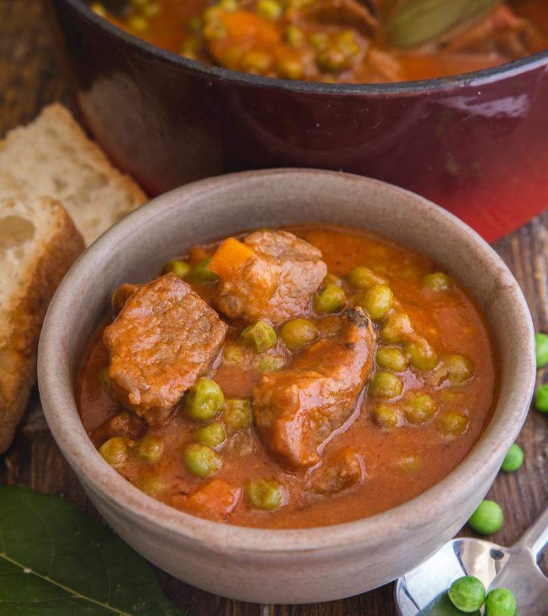 Italian Beef Stew With Peas An Italian In My Kitchen