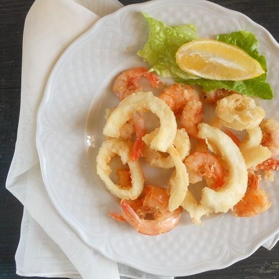 seafood fry