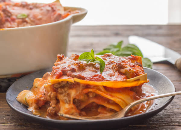 No one knows Lasagna better than an Italian, the perfect Classic Lasagna, creamy and delicious. a delicious family baked pasta recipe.