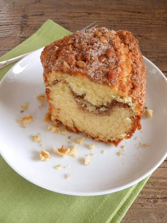 ... coffee cake cinnamon swirl bundt coffee cake easy streusel coffee cake