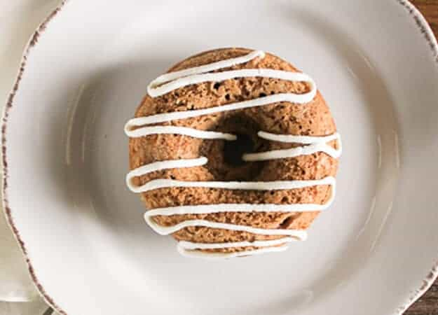 Mocha Cake Doughnuts, a delicious soft donut, a combination of chocolate and coffee makes this a perfect snack, dessert or breakfast treat.