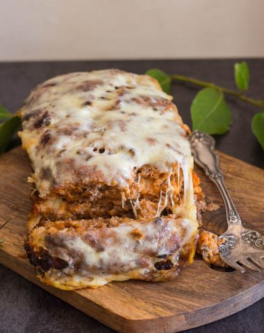 Best Meatloaf, the only meatloaf recipe you need. So delicious, tasty & cheesy. perfect out of the oven or sliced cold in sandwiches. #meatloaf #dinner #cheese #ground beef