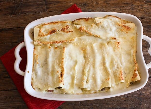 how to cook frozen stuffed cannelloni
