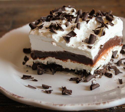 Creamy Chocolate Lasagna