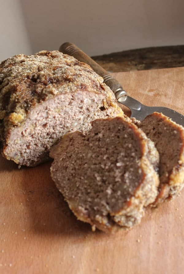 easy classic italian meatloaf /anitalianinmykitchen.com
