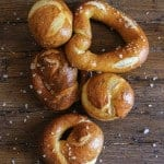 soft homemade pretzels/anitalianinmykitchen.com