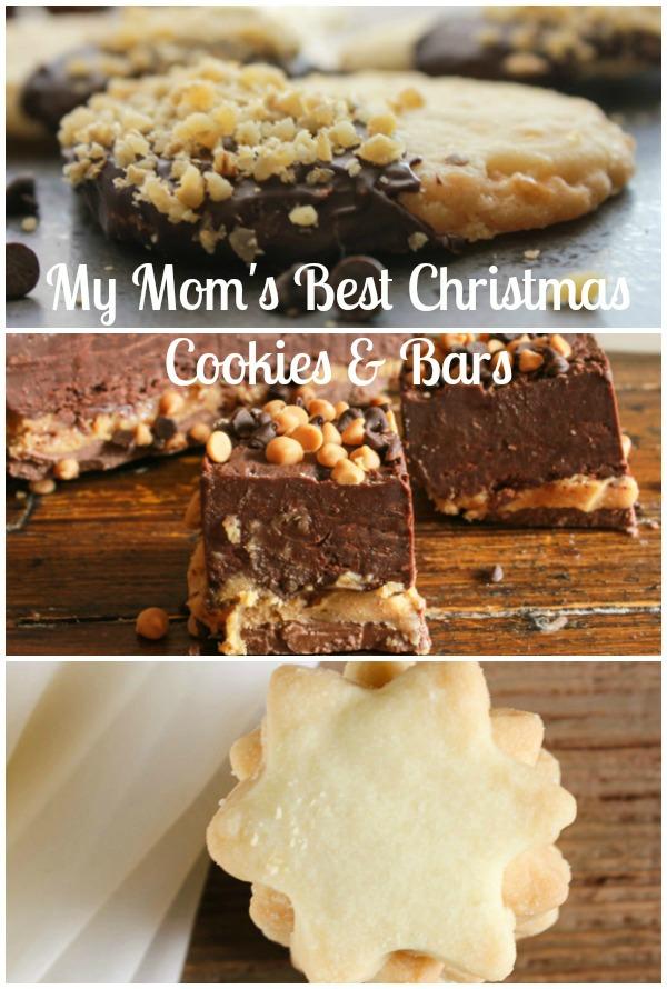Moms christmas cookie recipe
