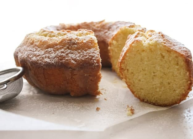 how to make lemon cake icing from scratch