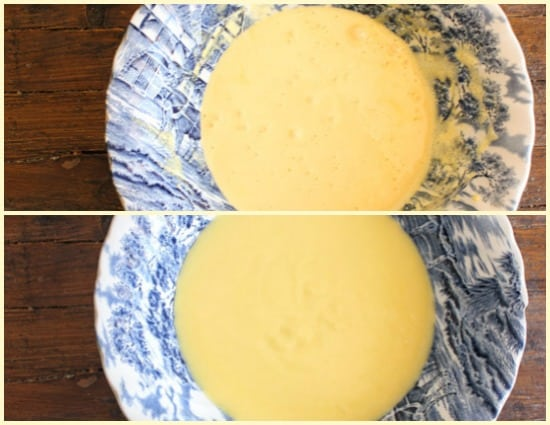 Italian Pastry Cream, an easy Italian vanilla cream filling, the perfect filling for tarts, pies or cakes. A simple delicious Italian classic.