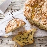 Colomba Italian Easter Dove Bread, a traditional Easter Holiday Italian Sweet Bread, a perfect dessert or snack treat recipe.