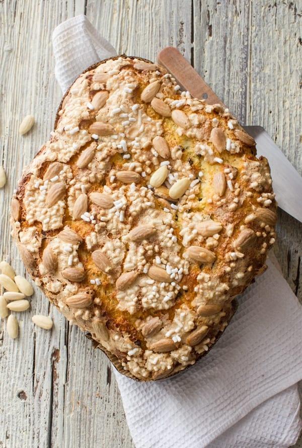 Colomba Italian Easter Dove Bread