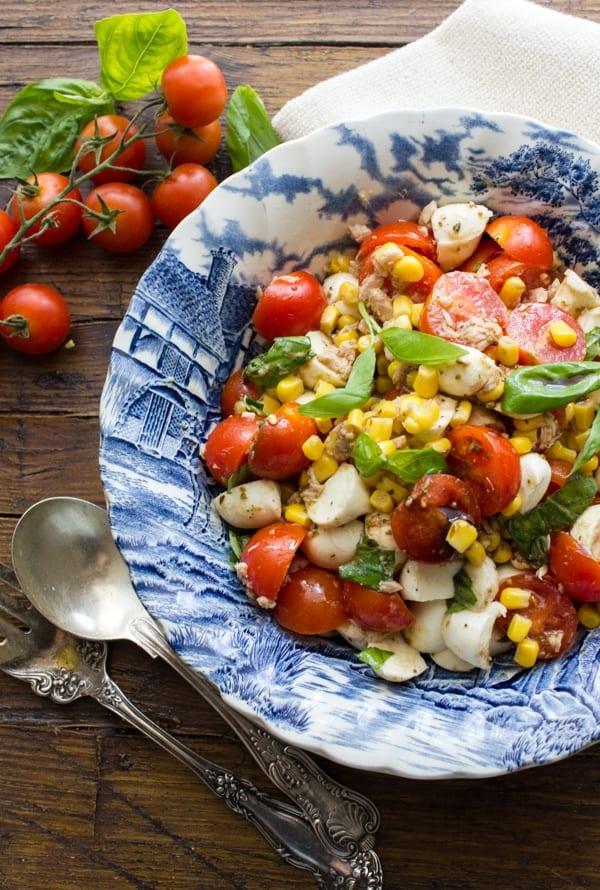 Easy Tuna Corn Salad