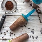 Easy homemade creamy Fudgesicles, fast and simple and so delicious. The perfect Chocolate Ice Cream Treat Recipe.Enjoy as a Snack or Dessert.