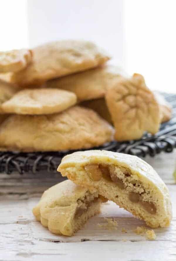 Homemade Apple Pie Cookies Recipe