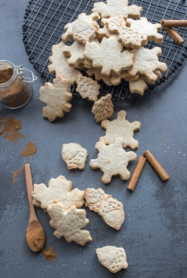 Cinnamon Sugar Cookies a delicious Crunchy cookie Recipe, the perfect dessert or snack treat. Brown sugar and cinnamon make the Best Cookies!