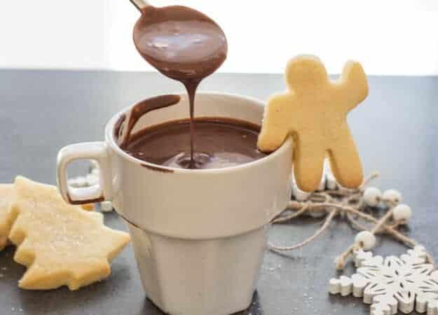 Italian hot Chocolate,a mug full of creamy deliciously Hot Chocolate ...