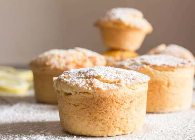 Pasticiotti Italian Cream Filled Pastry, a delicious baked breakfast or dessert recipe. Pastry dough filled with a creamy lemon filling.