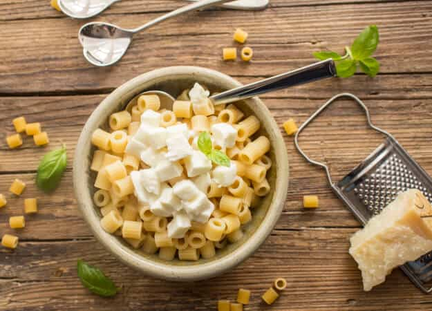 Minestrina, Italian Feel Better Soup, the Italian answer to Chicken Soup, fast, easy and delicious. Made with double cheese.