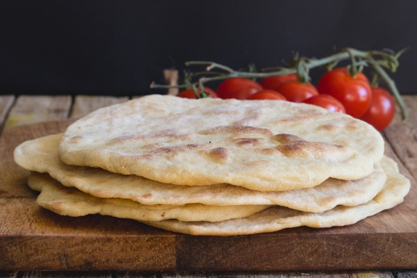 La Piadina Italian Flatbread Sandwich No Yeast Quick And