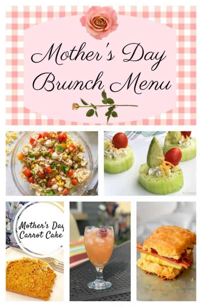 mother's brunch recipes