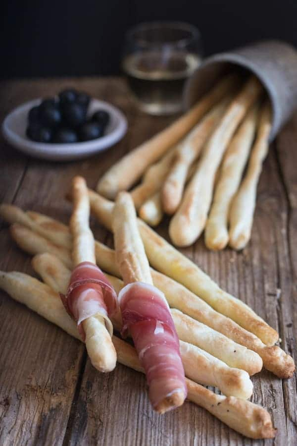 Grissini Italian Breadsticks An Italian In My Kitchen