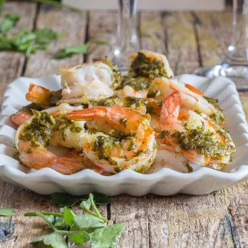 Easy Italian Baked Shrimp An Italian In My Kitchen