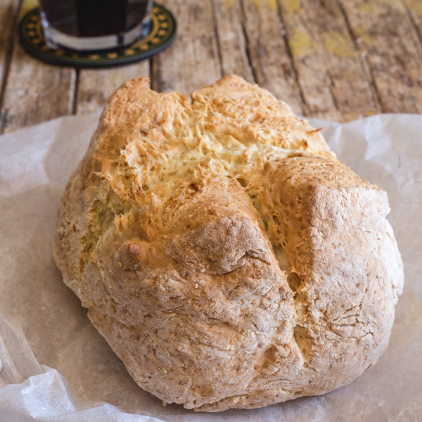 Irish Soda Bread An Italian In My Kitchen