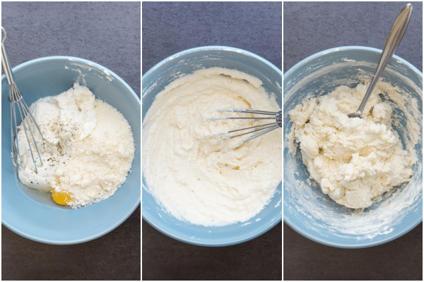 how to make gnocchi making the dough