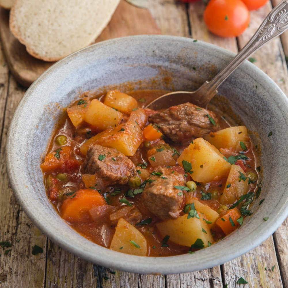 Baked Beef Stew Recipe An Italian In My Kitchen