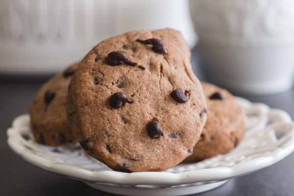 Gocciole Italian Double Chocolate Chip Cookies - An ...