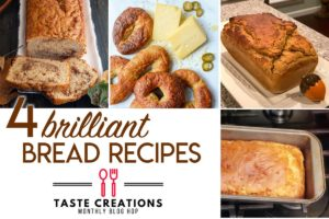 4 bread recipes