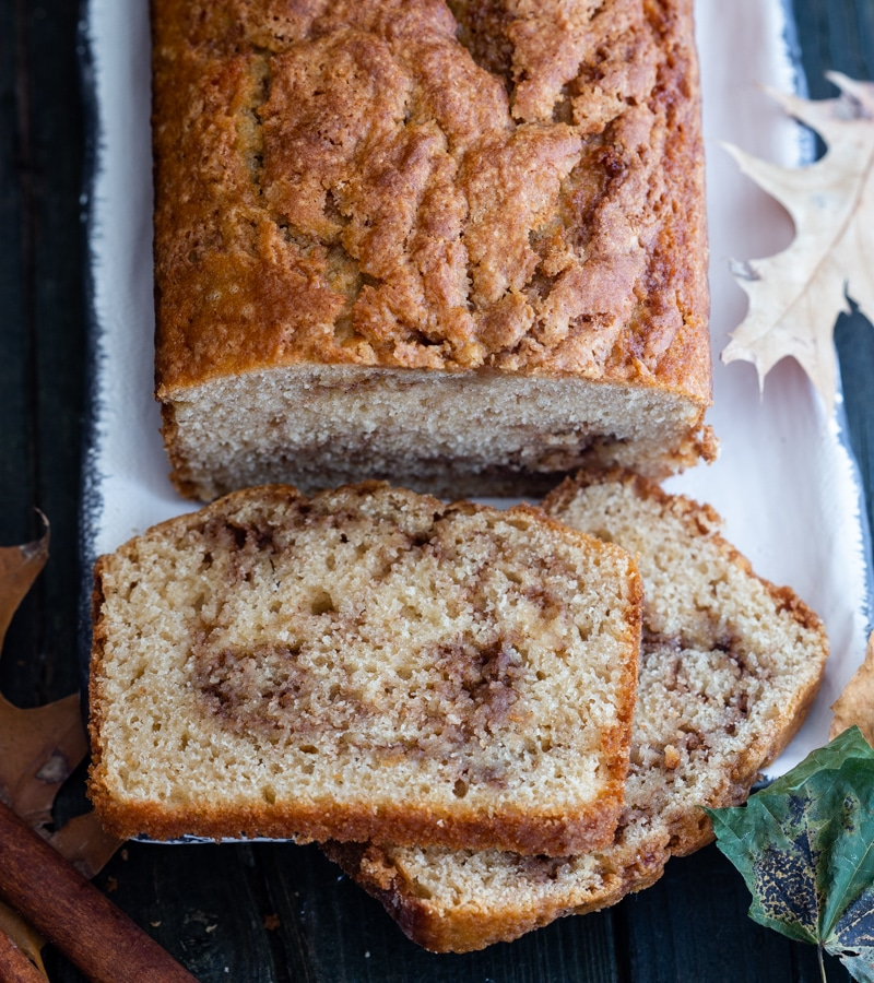 Easy Swirled Cinnamon Bread An Italian In My Kitchen