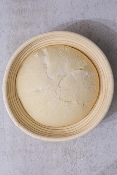 dough has risen