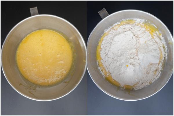 Travel Street Dish bundt-cake-how-to-make-1 Classic Italian Bundt Cake Recipe / Ciambellone