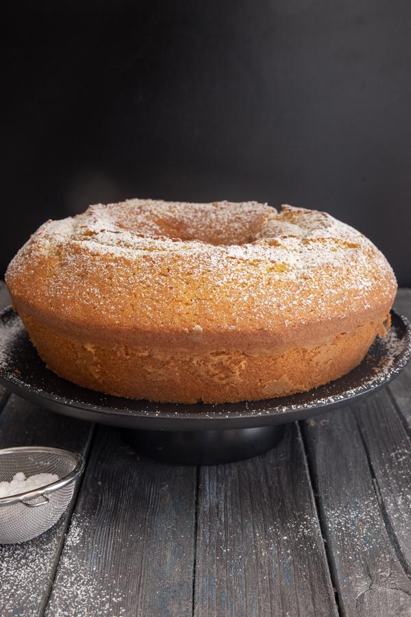 Travel Street Dish bundt-cake_ Classic Italian Bundt Cake Recipe / Ciambellone